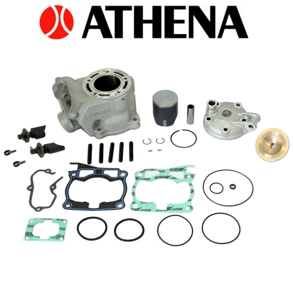 kit cylindre piston complet ATHENA FACTORY 125 YZ 2005 à 2019